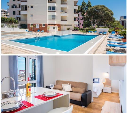 Cozy & Modern Apartment - Unbeatable Location!!