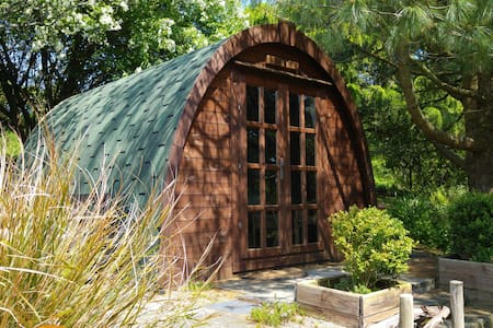 'Juniper' The Cosy Pod - Saint Mellion - Chatka