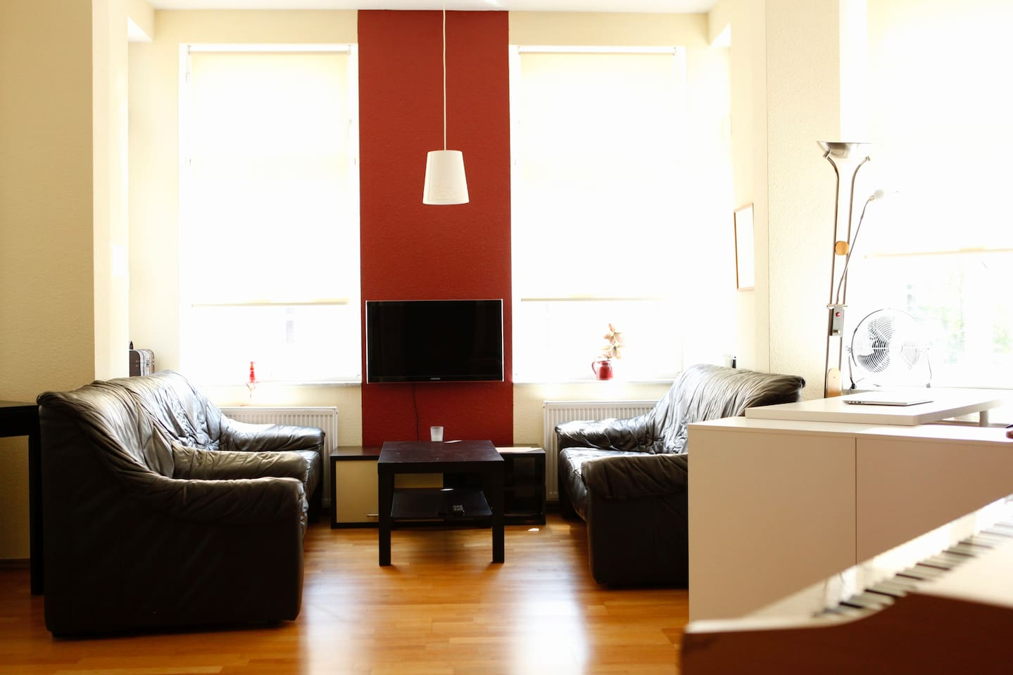 nice + bright apartment with heated waterbed! - Apartments for Rent ...