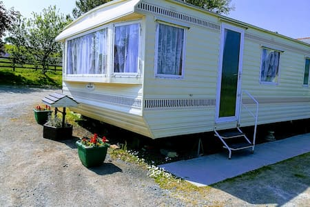 Marros Hill Farm Caravan