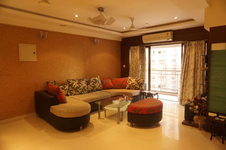 Modern 1BHK  in Secure Gated Luxury Condoville