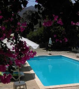 b&b in stile greco Tilos Island - Megalo Chorio - Bed & Breakfast