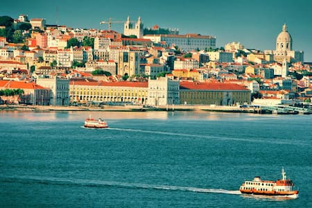 LISBON SouthBay, where you get Lisbon's REAL VIEW!