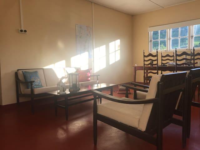 Typical Plantation flat- Adams Peak/Tea Experience