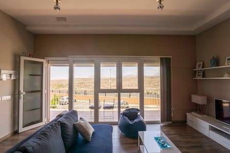 LOFT with stunning views 71m2