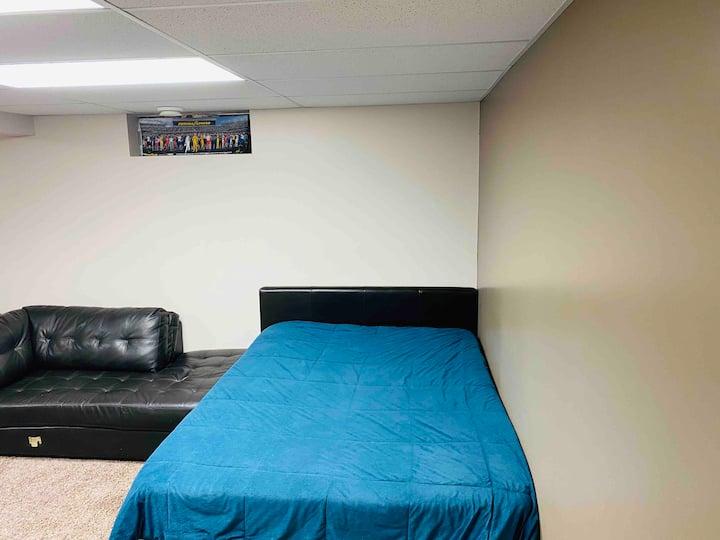 $35 per Night: Walking distance to Tim Hortons
