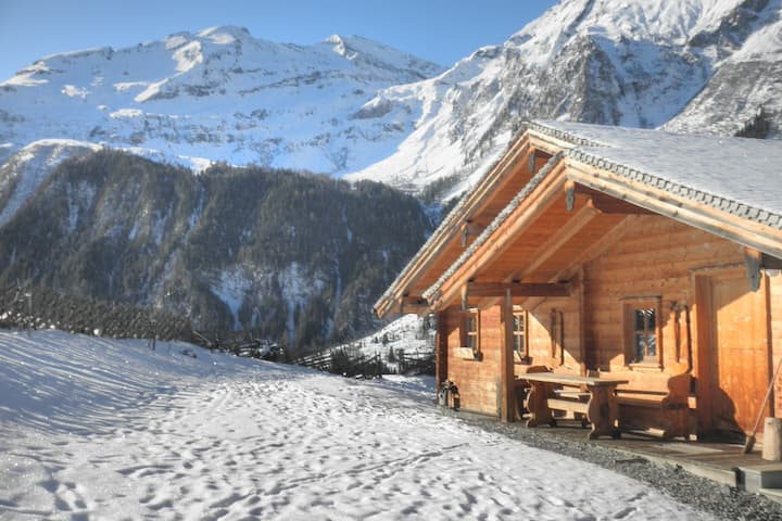 Quaint Holiday Home in Rauris with Terrace