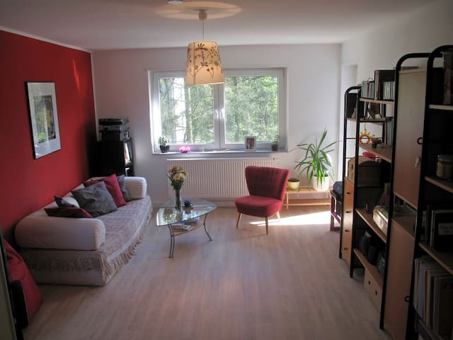 Sunny, cozy apartment in Speyer