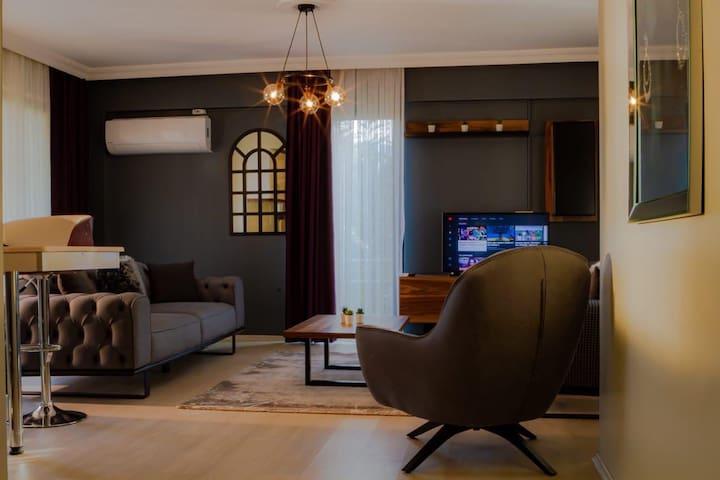2 bedroom cozy apartment Sapanca  2+1 Delüks daire