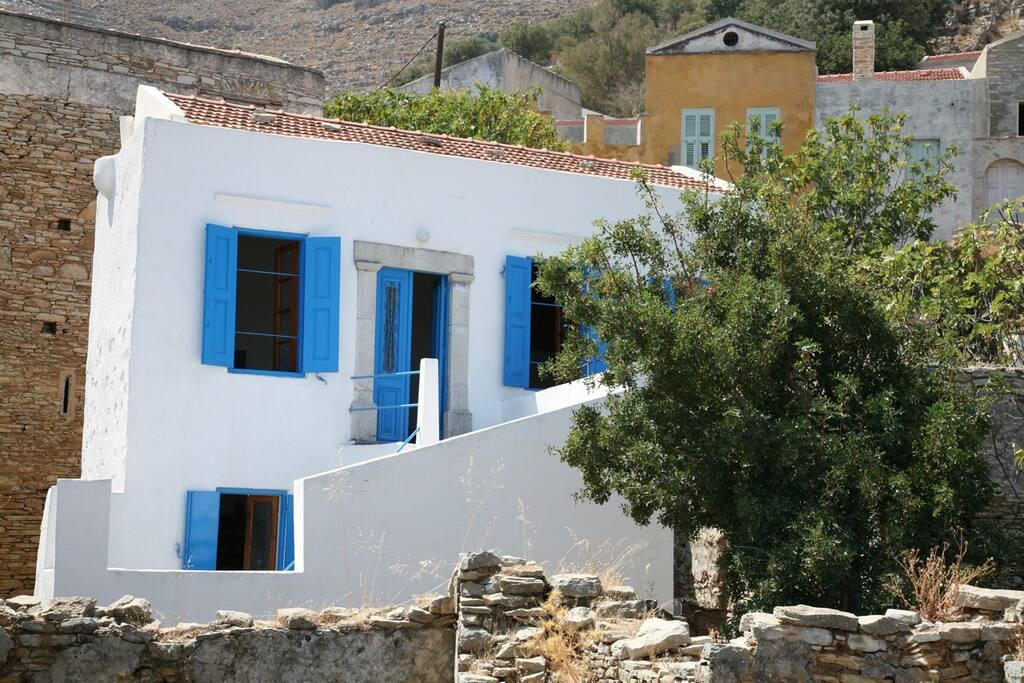 'O Voskos' house