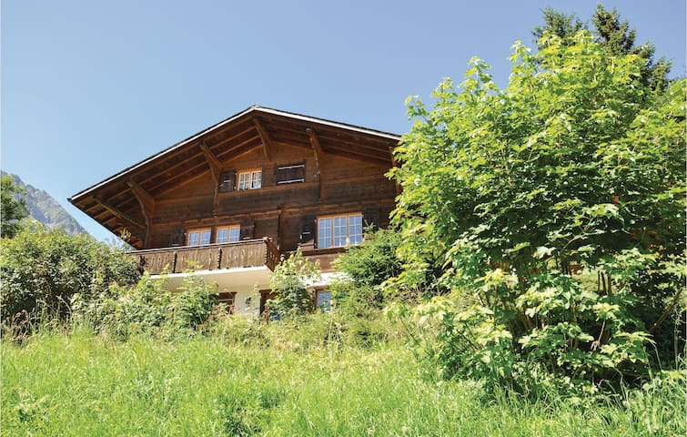 Holiday apartment with 2 bedrooms on 64 m² in Jaun