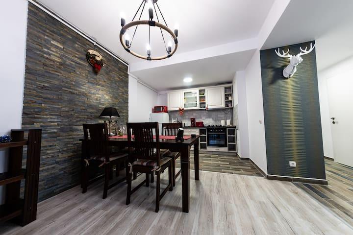 Apartament Blue Sky Resort Colina Marei Sinaia