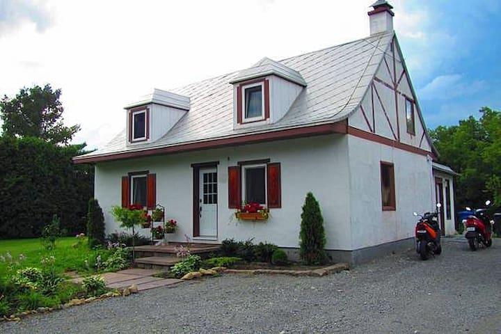 Home sweet home - มอนต์-รอยัล - บ้าน