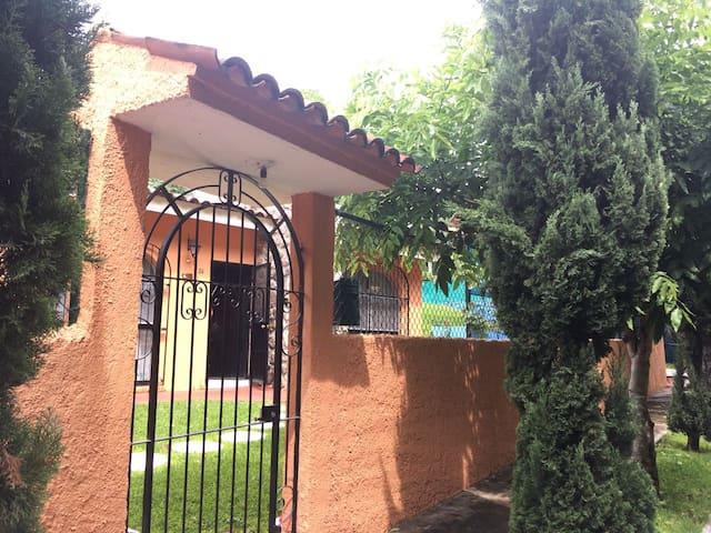 Casa Faver en Chapala Haciendas.