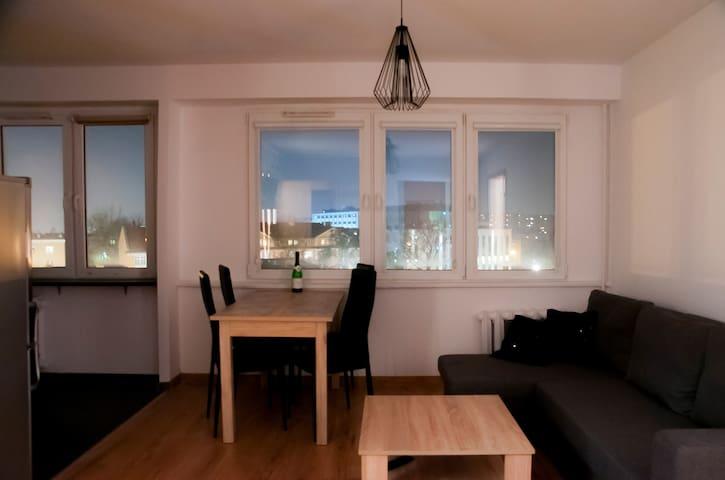 Apartament - Warneńczyka - Toruń