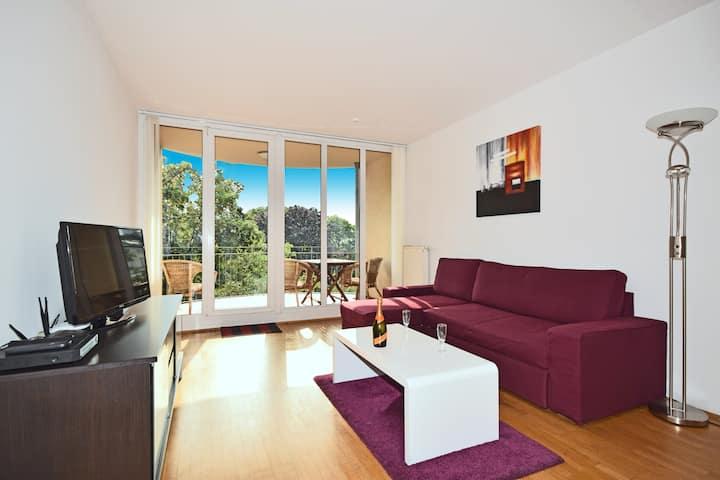 Parkview Apartment Grand Suite II