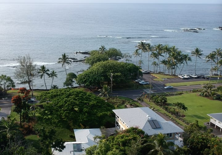Lux.Beach House-5 Bdrm, 5 Bth, Sleeps 20. Hilo Bay