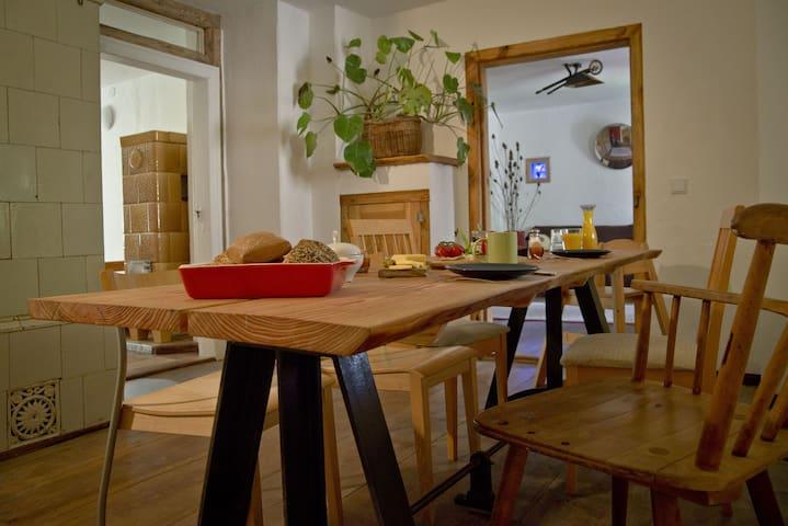 Discover Boitzenburg and  Uckermark. 3 bedrooms