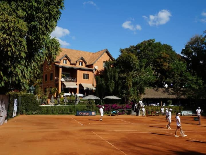 Le Country Club tennis & piscine