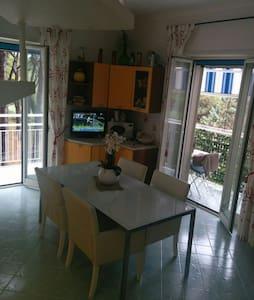 Appartamento accogliente fra pineta e mare - Minturno