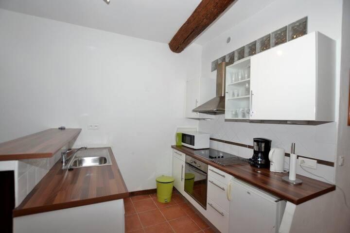 2 Piece Apartment Villefranche-sur-Mer - Villefranche-sur-Mer - Apartment