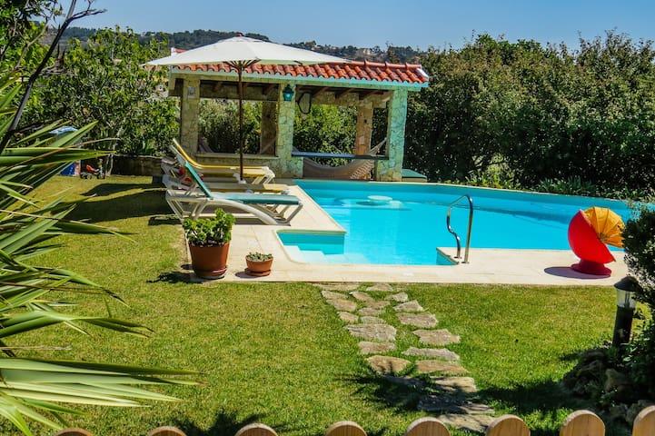 Pêra Miúda Villa - countryside & beach house