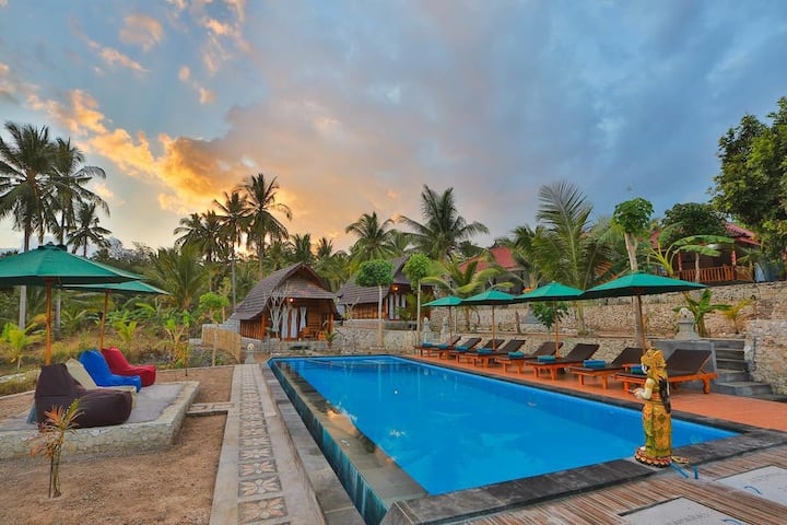MAmaras Standart 8 Adult Guesthouse Nusa Penida