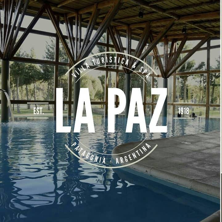 Villa turística y spa La Paz