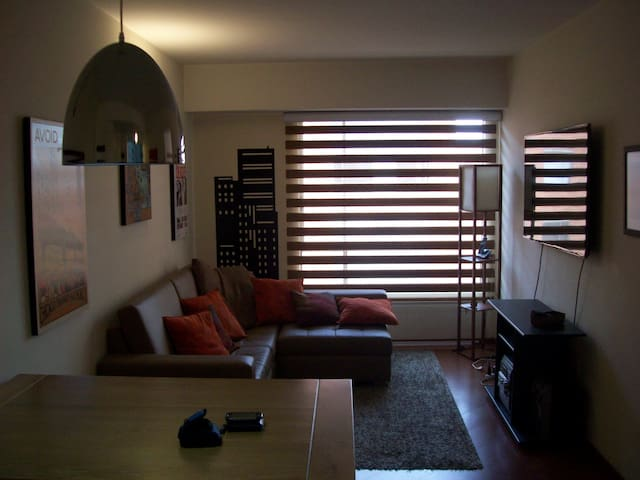 Cozy and Well located Apartment on El Dorado Ave - Bogotá - Apartment