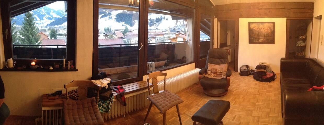 Penthouse Ski Vacation Apartment