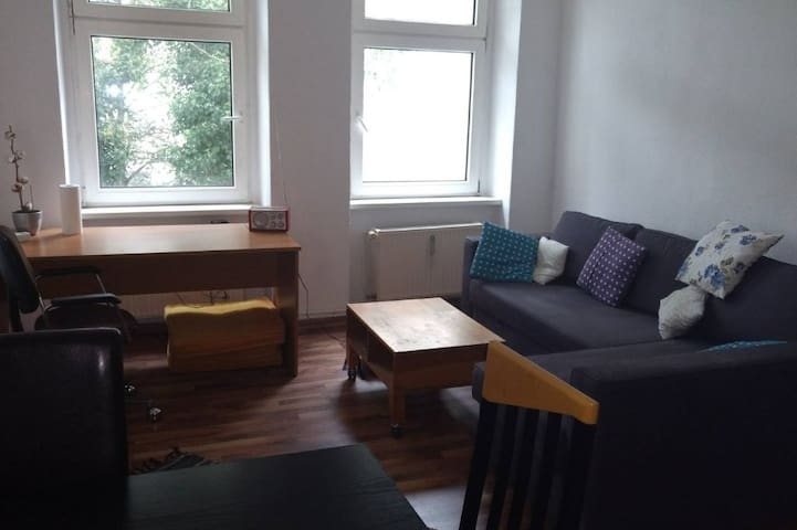 Cosy 2-room apartment in the heart of Neukölln
