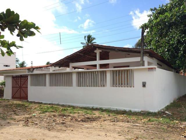 Casa de Praia em São José da Coroa Grande / PE