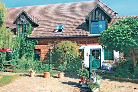 Holiday apartment with 1 room on 35m² in Thulendorf/Sagerheide