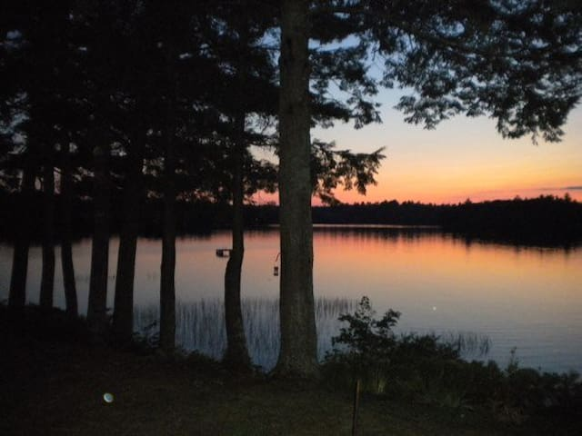 Beautiful Downeast Maine Lake House - Nobleboro - House