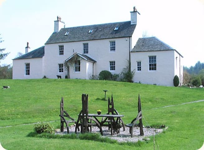 Claonairigh house, Inveraray.