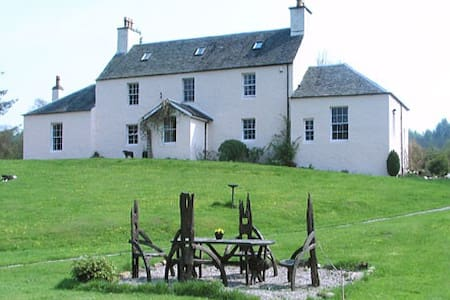 Claonairigh house, Inveraray.