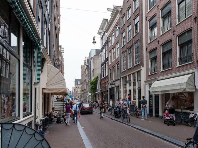 Leiden Square-2 slaapkamers