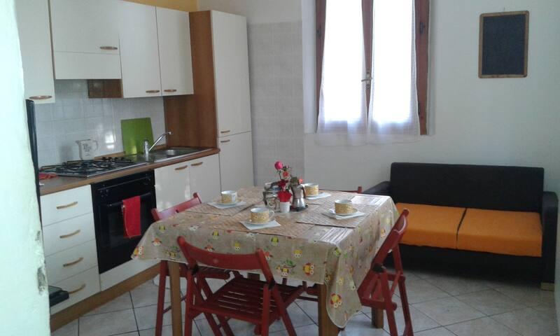 Appartamento nel verde,near AIRPORT e TANGENZIALE - Boloña - Apartamento