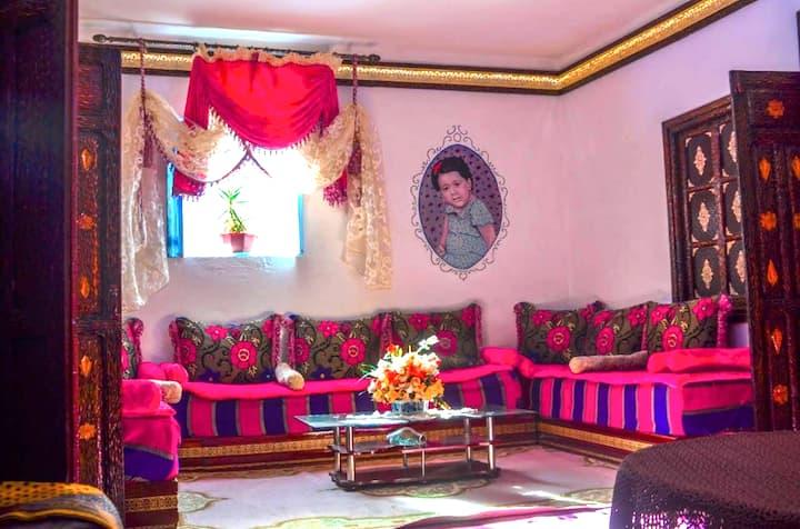 Idrissi's Home w/ BREAKFAST