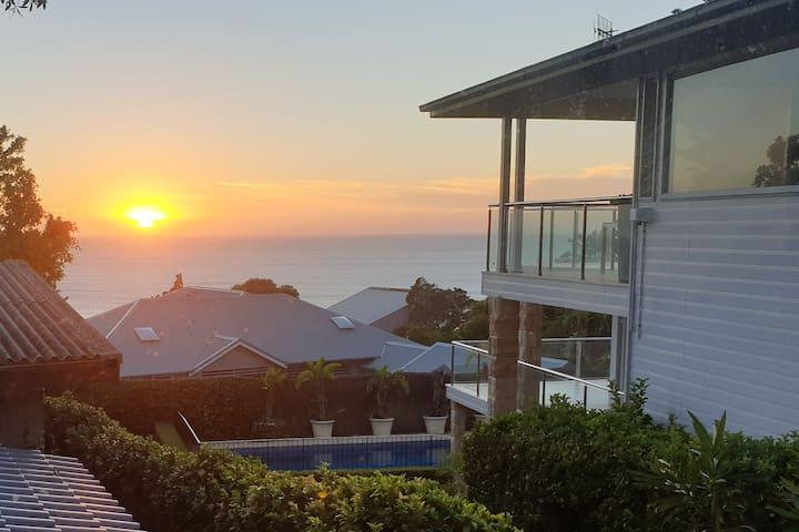 Palm Beach Studio with Ocean Views