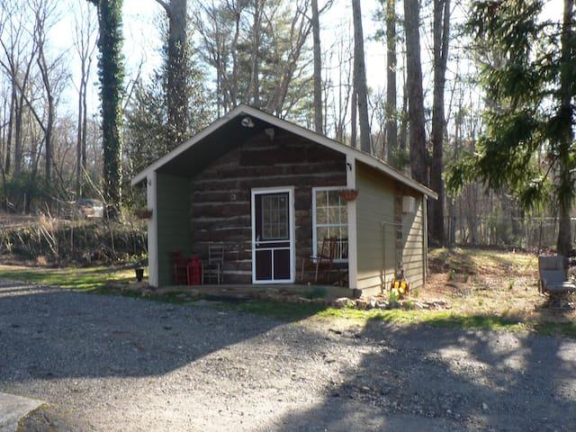 Clean Cozy Cabin Near Blue Ridge Parkway Asheville