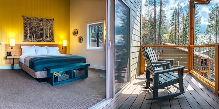 Rush Creek Lodge King Twin Villa