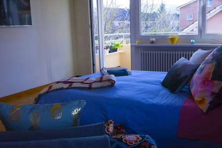 GOOD LOCATION! OLTEN CENTRAL STATION 3min. by walk - Olten - Byt