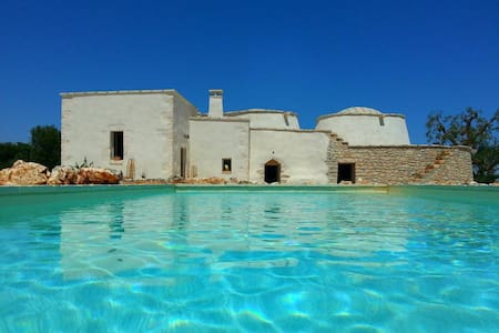Villa Agave Ostuni with Pool