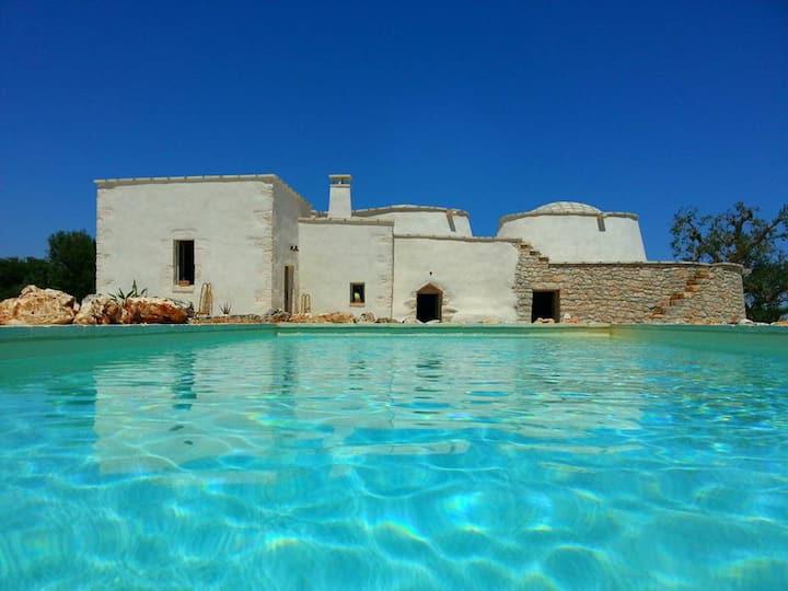 Villa Agave Ostuni with Pool