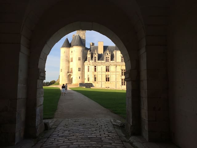 Maison de ville athypique au pied du Chateau - La Rochefoucauld