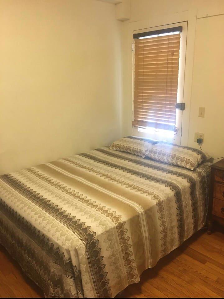 Peaceful Bedroom Hideaway in Academic Downtown Apt