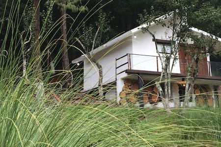Cabaña 3 Rancho Los Barriles en Acaxochitlán
