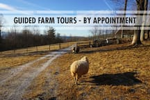 Guided tours available by appointment.