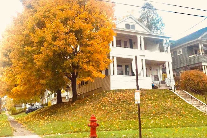 Minutes from SYR, Long Term Available